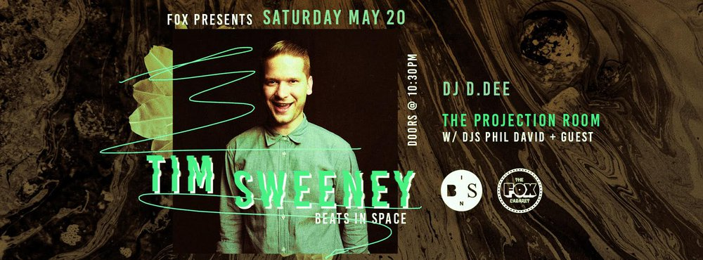 Event: Tim Sweeney - Tickets | Mint Productions