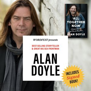 Wordfest Presents Alan Doyle