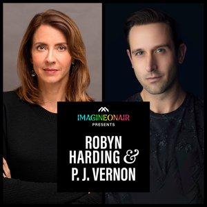 Imagine On Air presents Robyn Harding & P.J. Vernon
