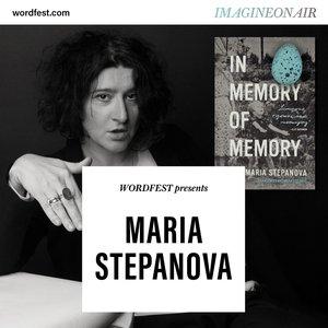Wordfest presents Maria Stepanova
