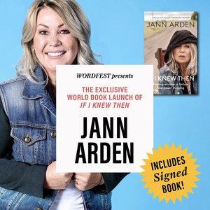Wordfest Presents Jann Arden