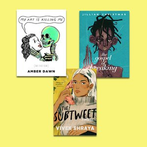 Wordfest Presents Breakdown Book Tour: Vivek Shraya, Amber Dawn & Jillian Christmas