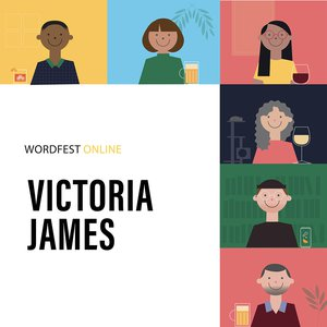 A Spirited Conversation with Victoria James