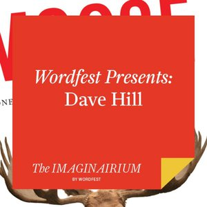 Wordfest Presents Dave Hill