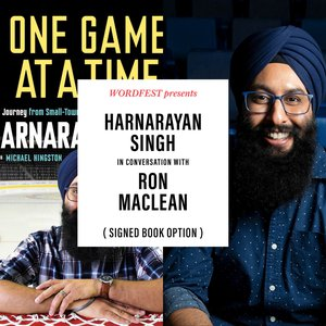Wordfest Presents Harnarayan Singh