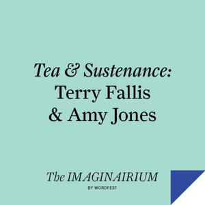 Tea & Sustenance: Terry Fallis & Amy Jones