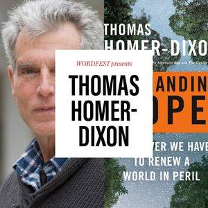 Wordfest Presents Thomas Homer-Dixon