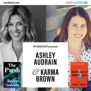 Wordfest presents Ashley Audrain & Karma Brown