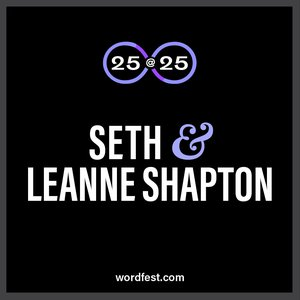 Wordfest 25@25: Seth & Leanne Shapton