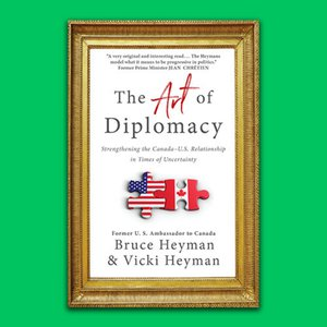 Wordfest Presents Bruce and Vicki Heyman (The Art of Diplomacy)