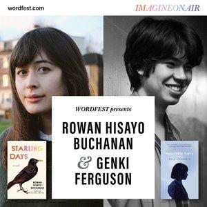 Wordfest presents Rowan Hisayo Buchanan & Genki Ferguson
